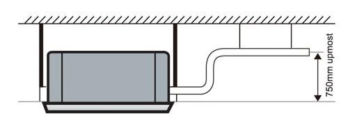 дренажный насос кассетного кондиционера