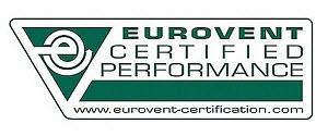 Midea eurovent-certifierd