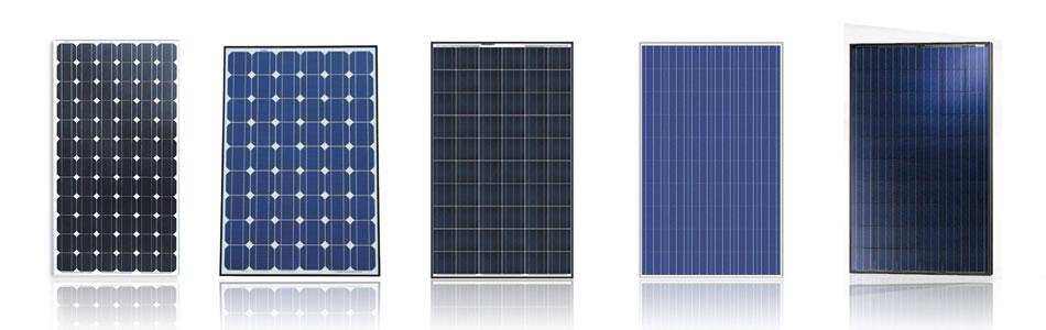 Подключение к солнечным панелям