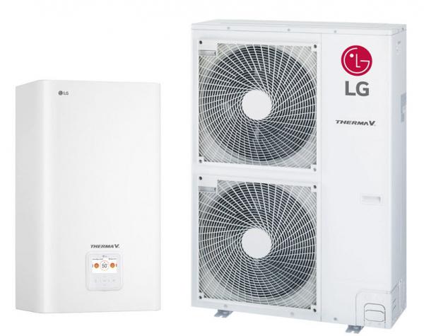 тепловой насос LG Therma V -12 кВт