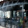 Системы тумана для кафе и ресторанов